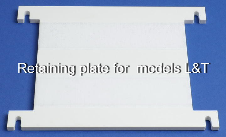 Abc-lap Retaining plate for models L&T